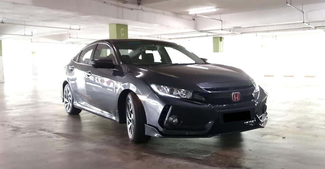 Honda Civic Fc 1.8L (A)