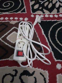 Kabel terminal 3 lubang
