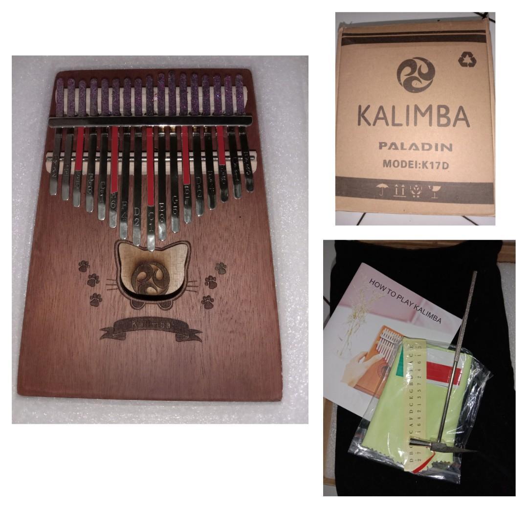 KALIMBA PALADIN MODEL K17D
