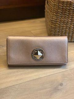 Kate Spade - Gold Clutch ❗️ Excellent Condition ‼️ Authentic 💯