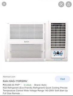 Kolin Inverter 1HP
