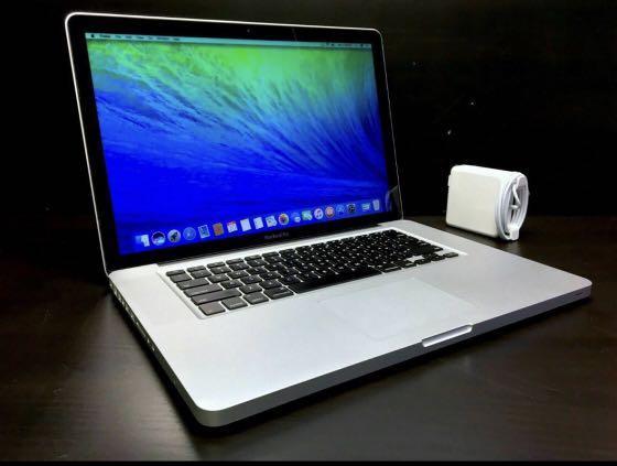 MacBook Pro 15in