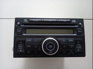 NISSAN ALMERA ORIGINAL RADIO 2013/2014