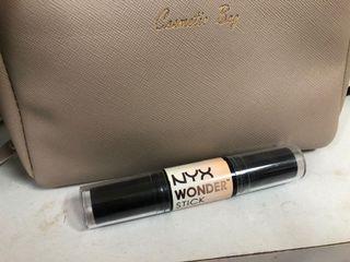NYX雙頭遮瑕修容膏筆