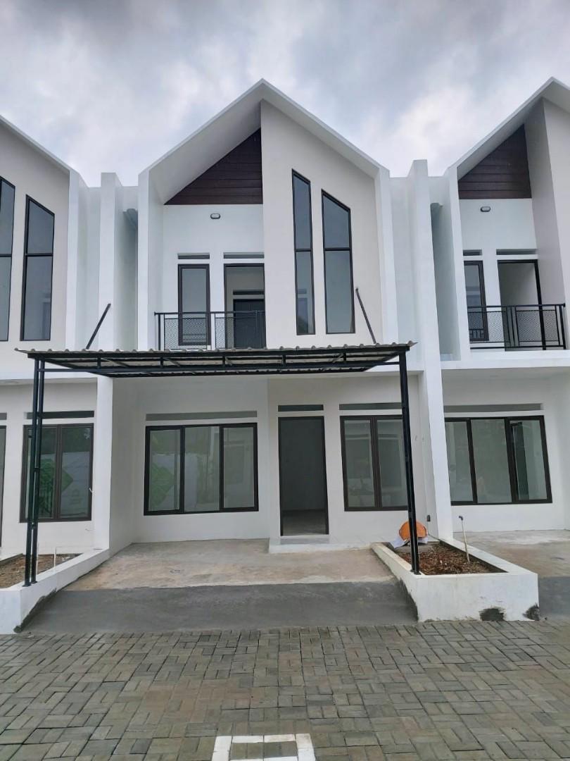 Rumah 2 Lantai Dengan Konsep Smarthome