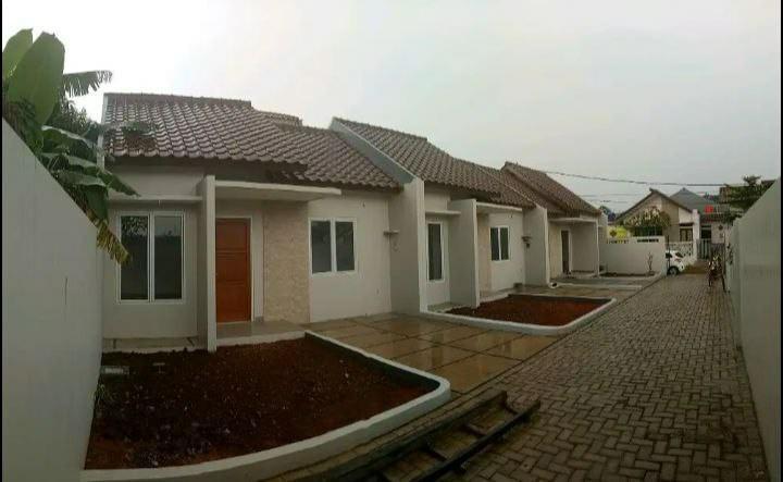 Rumah Minimalis dalam kavling AURI Jatiluhur Bekasi