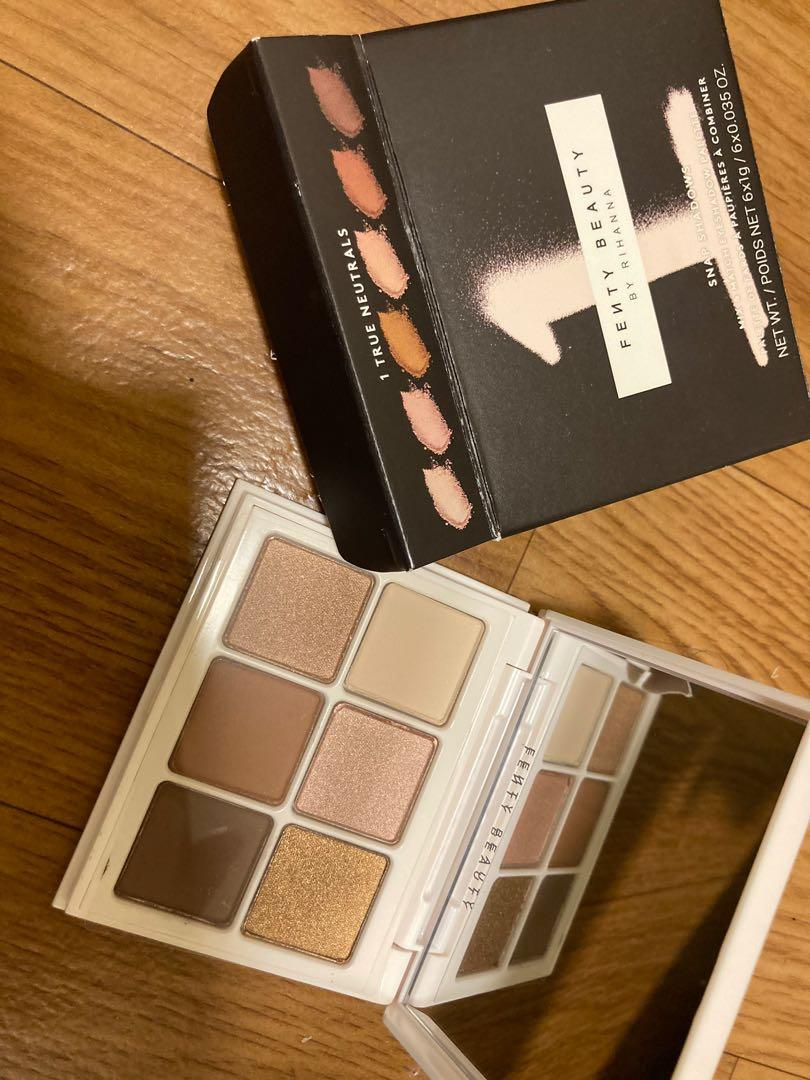 Snap Shadow Palette