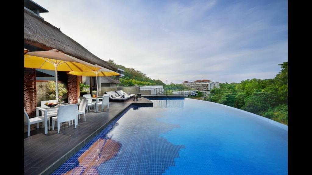 The Sterling Kondominium Pecatu Bali Free Furnish k