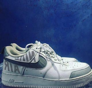 Air force 1 Construction white
