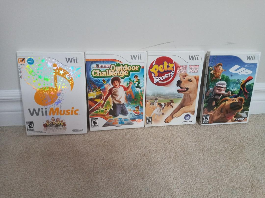All for $15: Wii games