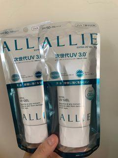 Allie防曬水凝乳特別限定版90g*2