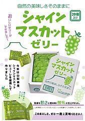 (現貨)日本AS 麝香葡萄果凍(單個)