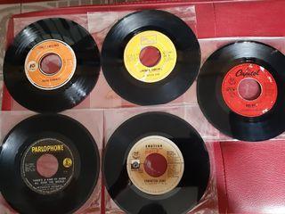 "Assorted Vinyl Records 7 ""..Plaka"