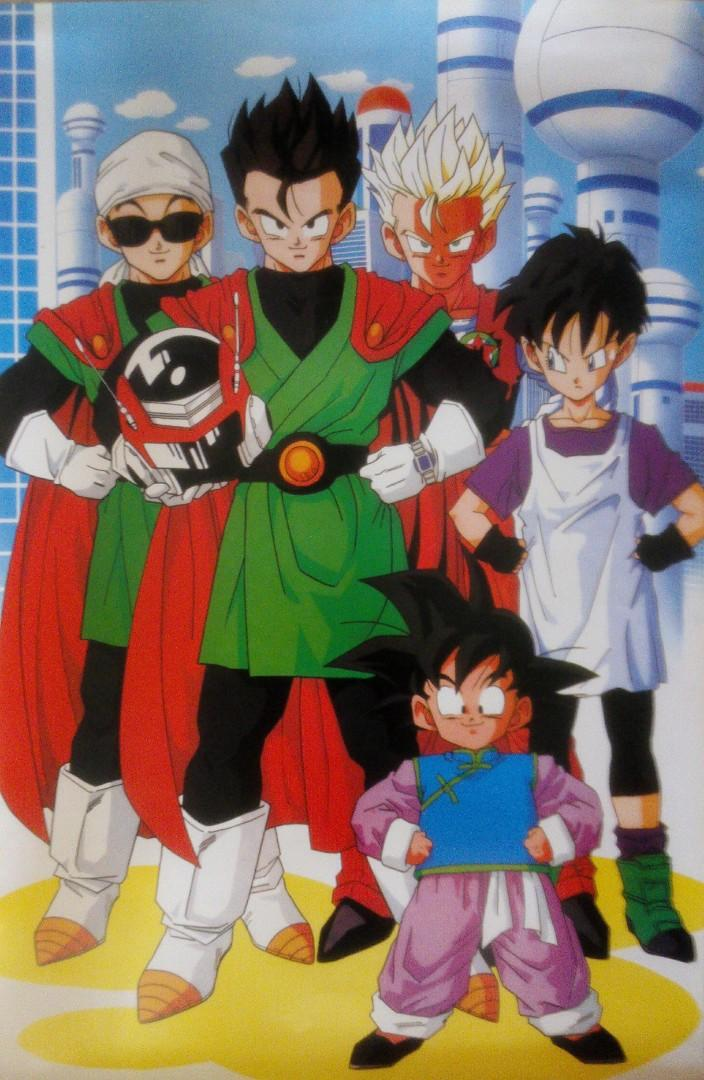 七龙珠海报Dragon Ball poster