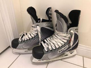 EUC Bauer Vapor edge lightspeed pro men's hockey skates (7.5 / US9)