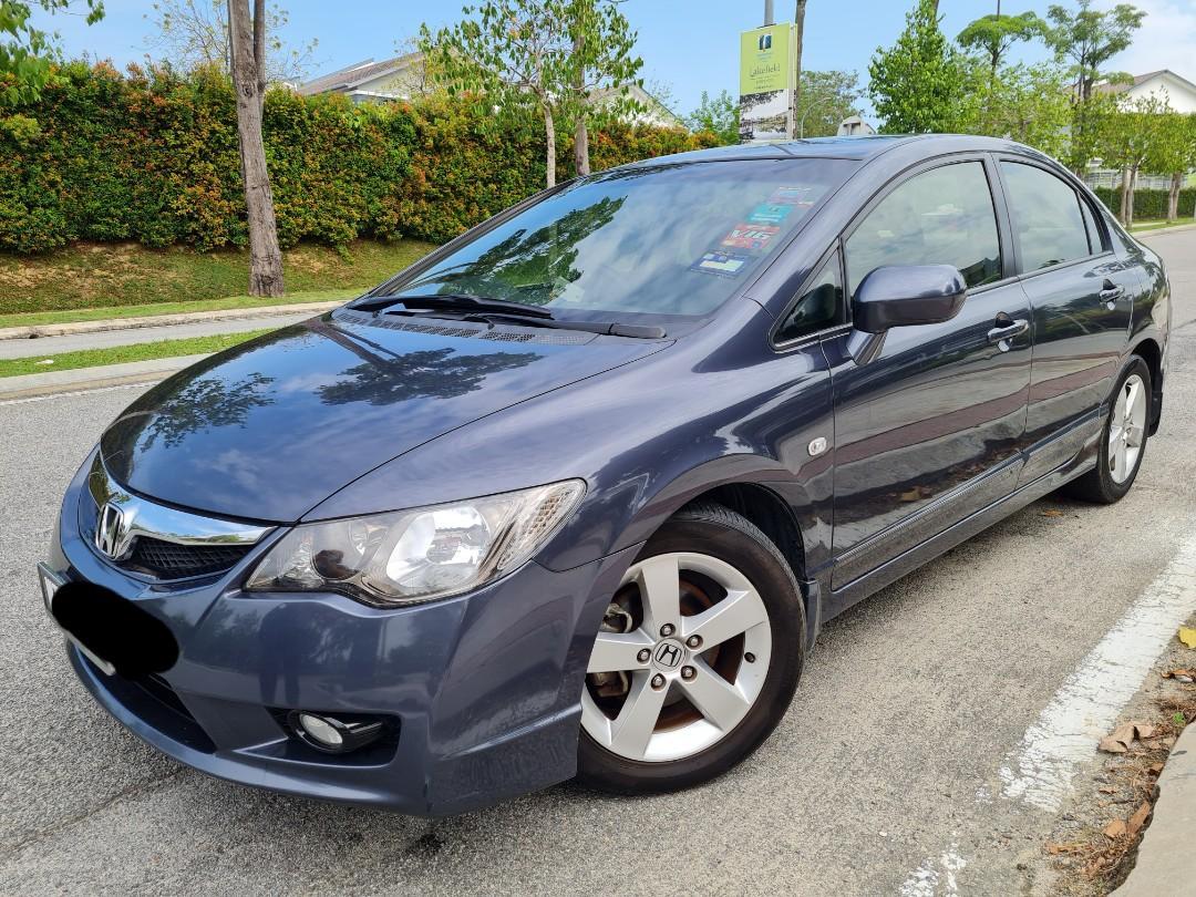 Honda Civic 1.8 S i-VTEC (A) facelift 2010  for sale