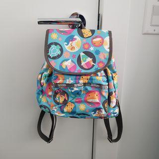 Lesportsac Hawaii Limited Edition Small Backpack