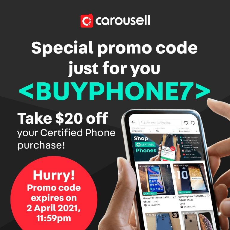 Limited time $20 promo code just for you!