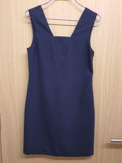 Lovebonito Navy Dress