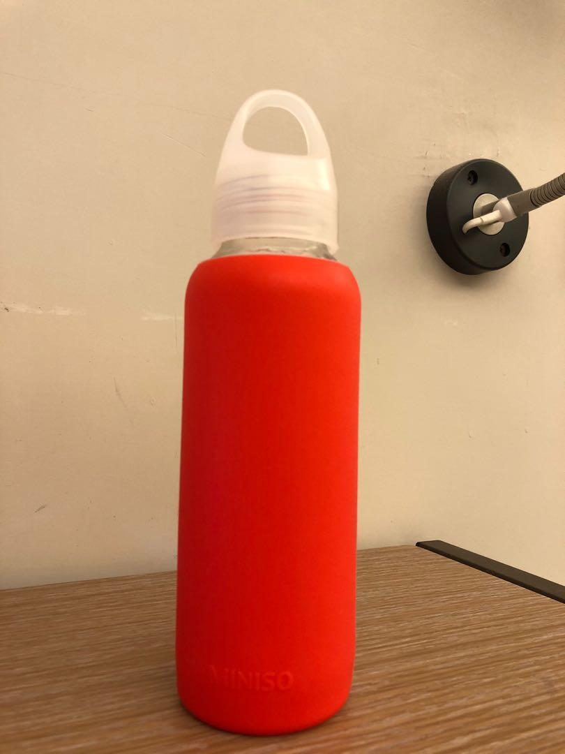 Miniso 玻璃水壺 水瓶