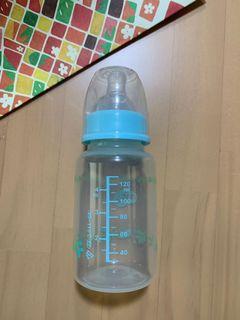 全新nacnac 奶瓶120ml