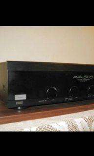 NEC AVA505擴大機
