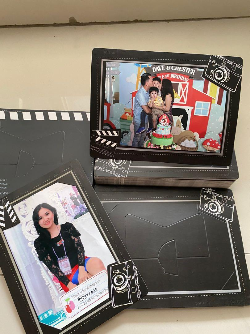 Photo Frame kertas