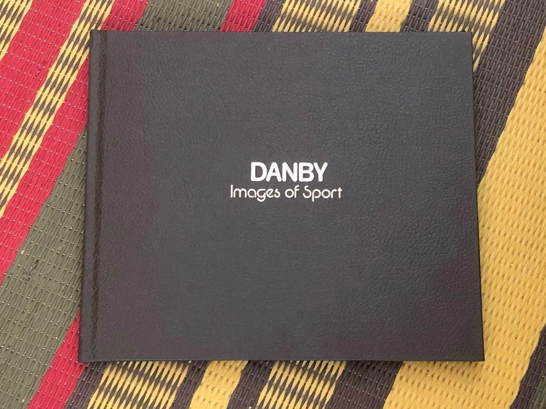 SIGNED Ken Danby Images of Sport hardcover book