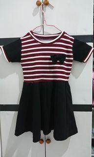 Take all Baju Anak Perempuan Dress