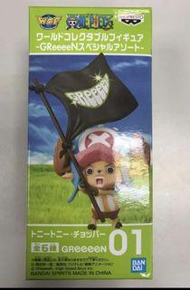全新日版海賊王索柏喬巴WCF(正常盒) One Piece Chopper