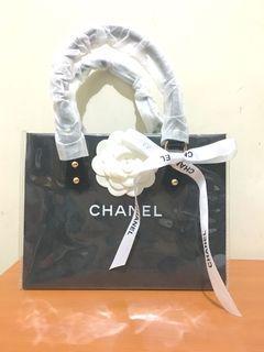 香奈兒紙袋包