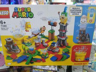 全新原裝行貨 lego 超級瑪利奧 71380