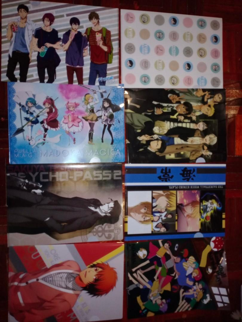 A4 anime file