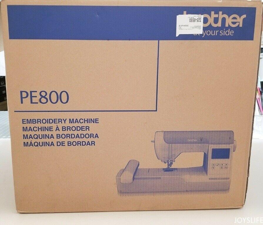 """Brother PE800 5x7"""" Embroidery Machine"""