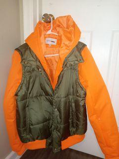 Fashion nova winter jacket