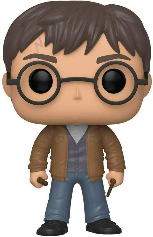 Funko Pop Harry Potter with Two Wands Vinyl Figure