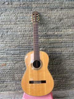 gitar handmade klasik