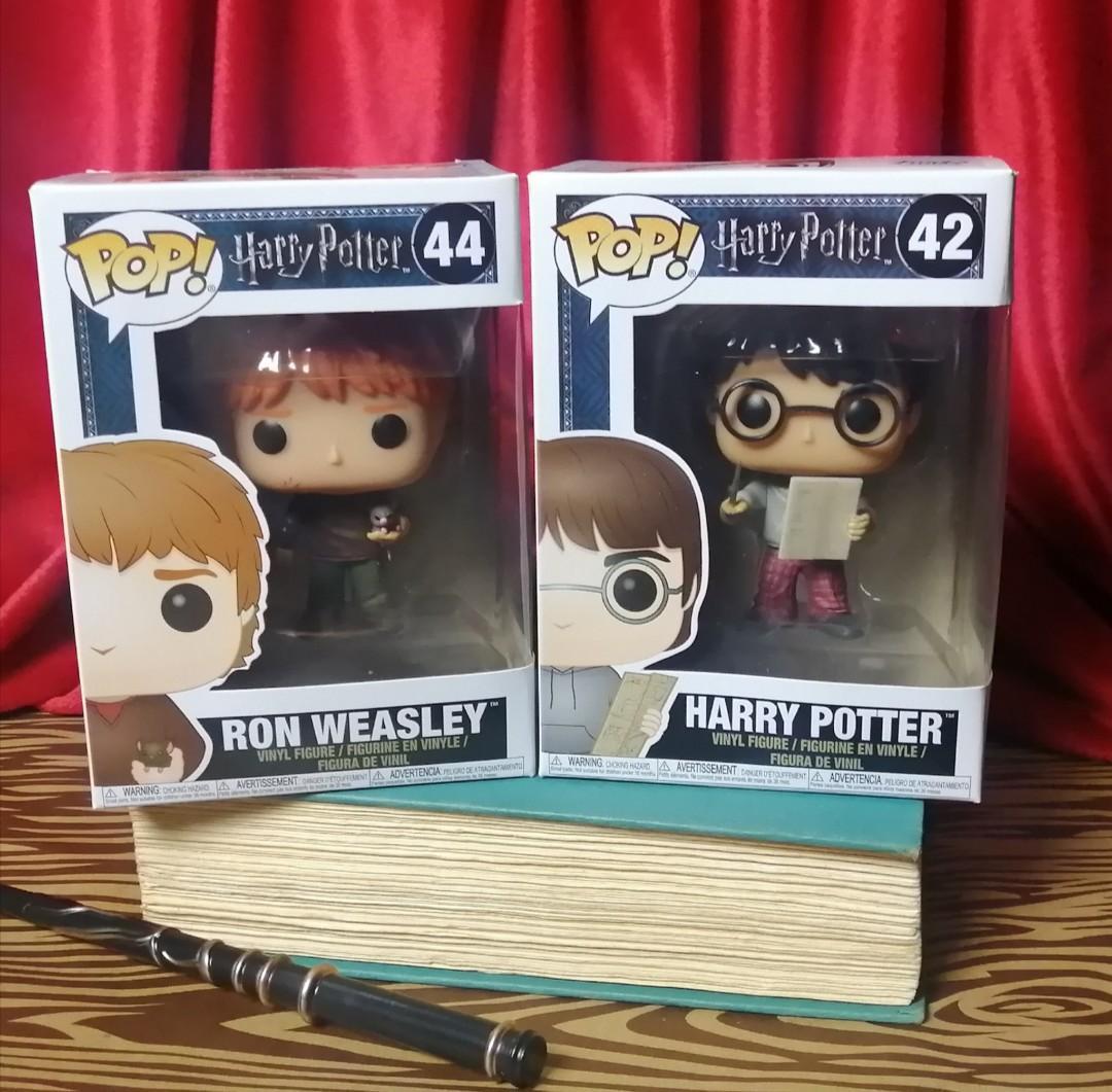 Harry Potter/Ron Weasley Funko POPS