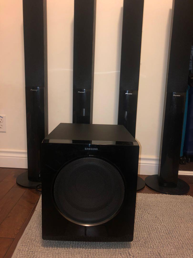 Home theatre full system