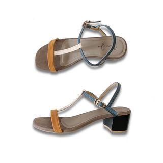 Indiana Jane Mnl Sandals