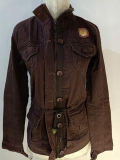 Jaket  / brown jacket