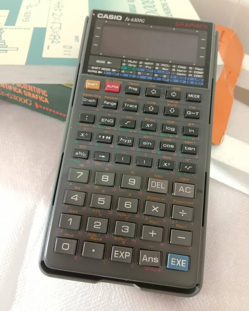 Kalkulator Casio Scientific