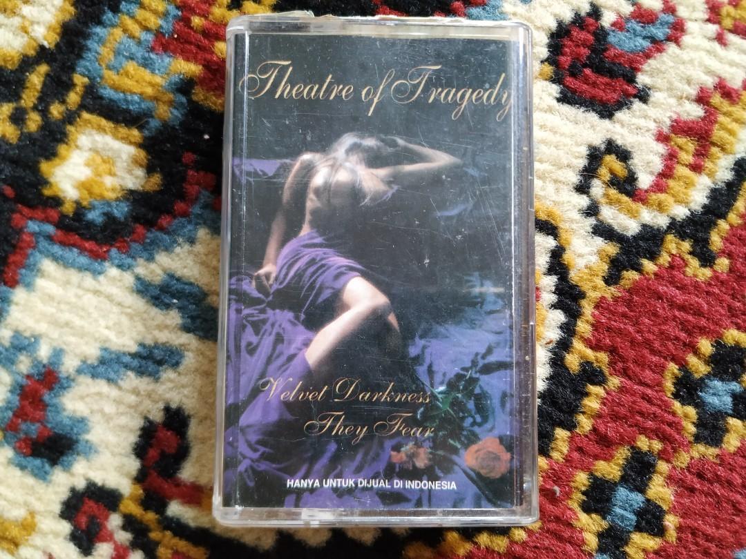 Kaset Pita 📼 Theatre Of Tragedy