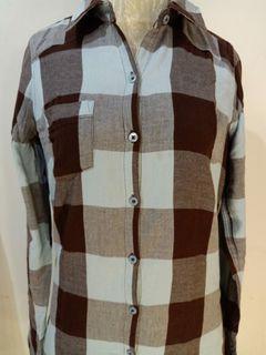 Kemeja kotak / pattern shirt / kemeja