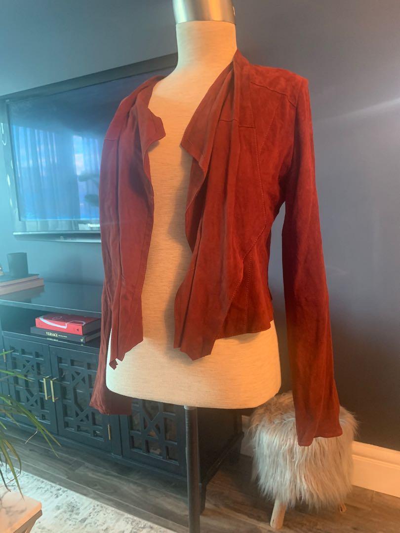 Lamarque suede jacket