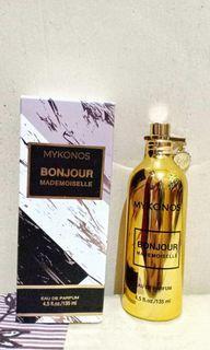 Mykonos Parfume Bonjour Mademoiselle