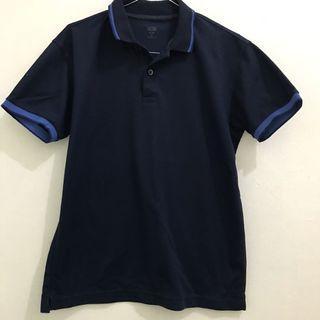 Navy Polo shirt UNIQLO