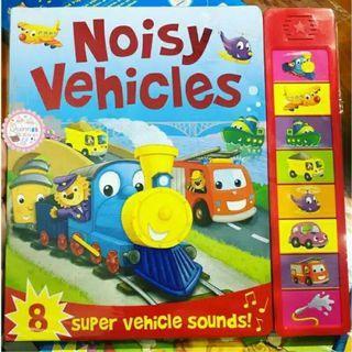 Noisy Vehicles