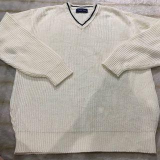 ralph eton sweater rajut
