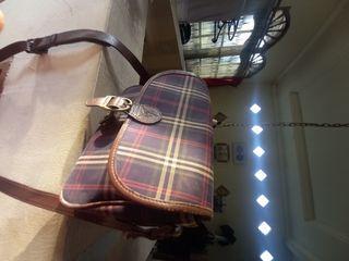Tas Woman Bean Pole Bag